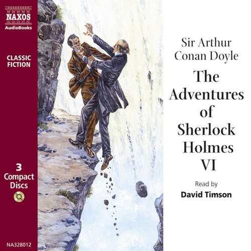 Audiobook The Adventures of Sherlock Holmes – Volume VI (EN) - Arthur Conan Doyle - David Timson
