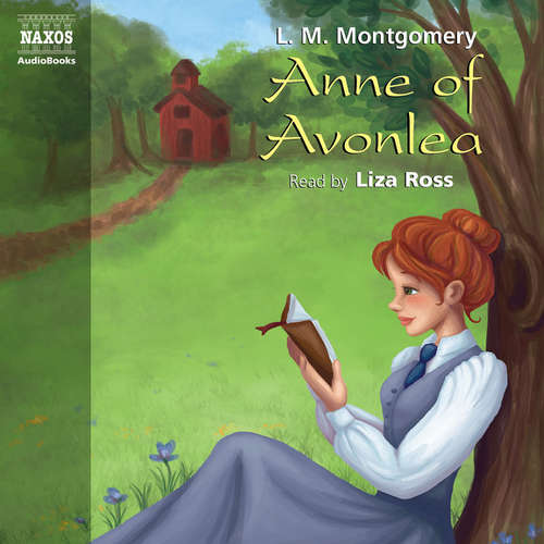 Audiobook Anne of Avonlea (EN) - L.M. Montgomery - Liza Ross