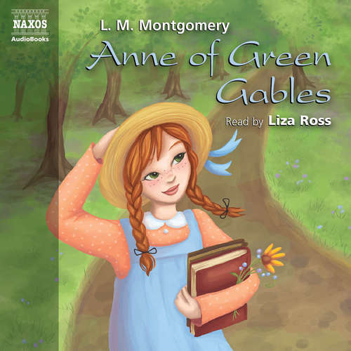 Audiobook Anne of Green Gables (EN) - L.M. Montgomery - Liza Ross
