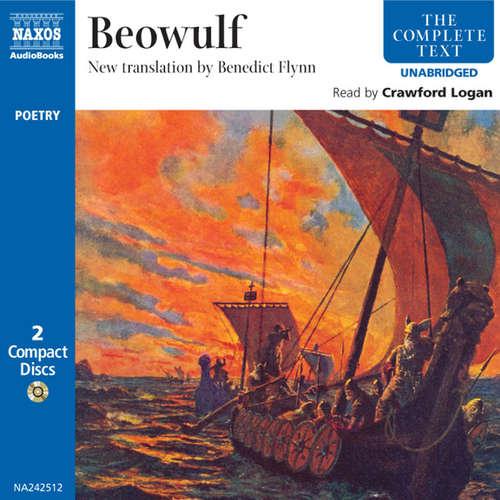 Audiobook Beowulf (EN) - Benedict Flynn - Crawford Logan