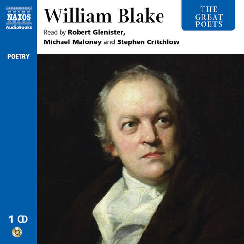 Audiobook The Great Poets – William Blake (EN) - William Blake - Robert Glenister