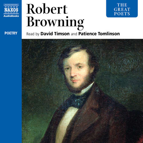 Audiobook The Great Poets – Robert Browning (EN) - Robert Browning - David Timson