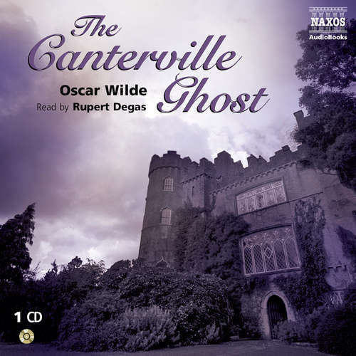 Audiobook The Canterville Ghost (EN) - Oscar Wilde - Rupert Degas