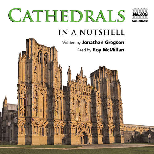 Audiobook Cathedrals – In a Nutshell (EN) - Jonathan Gregson - Roy McMillan