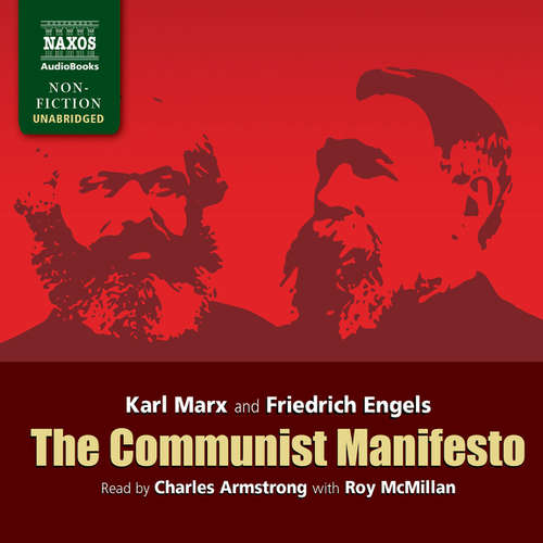 Audiobook The Communist Manifesto (EN) - Karl Marx - Charles Armstrong
