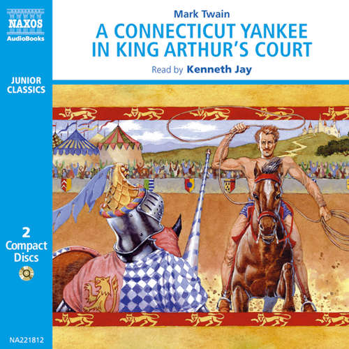 Audiobook A Connecticut Yankee (EN) - Mark Twain - Kenneth Jay