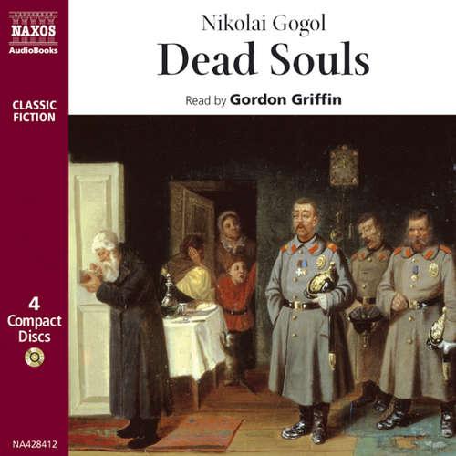 Audiobook Dead Souls (EN) - Nikolai Gogol - Gordon Griffin