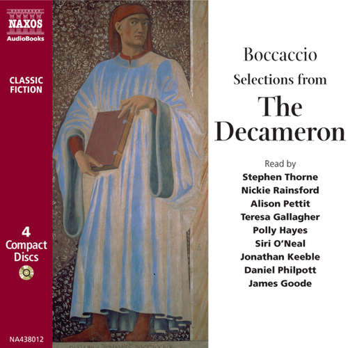 Audiobook Selections from The Decameron (EN) -  Boccaccio - Stephen Thorne