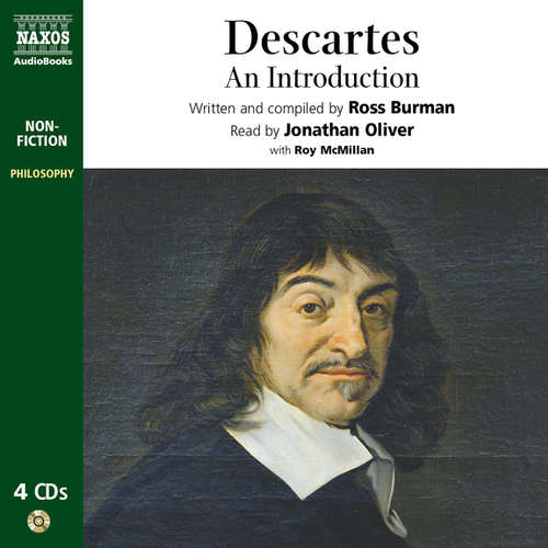 Audiobook Descartes – An Introduction (EN) - Ross Burman - Jonathan Oliver