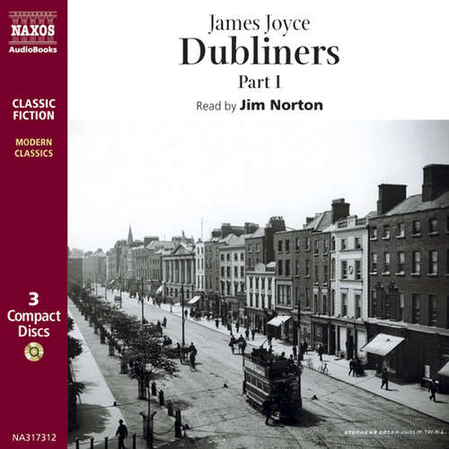 Audiobook Dubliners – Part I (EN) - James Joyce - Jim Norton