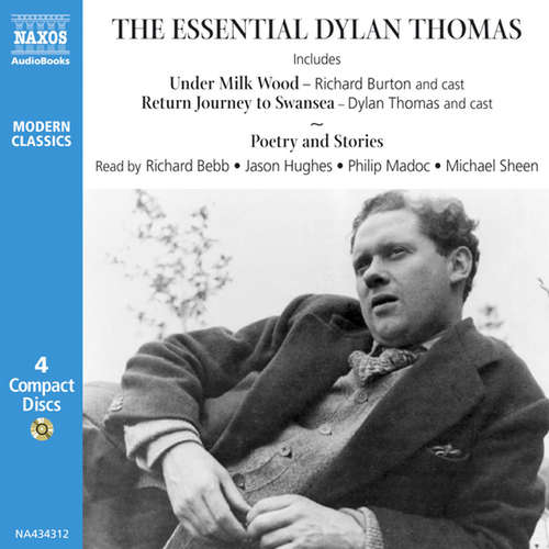 Audiobook The Essential Dylan Thomas (EN) - Dylan Thomas - Richard Burton