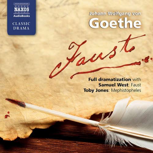 Audiobook Faust (EN) - Johann Wolfgang von Goethe - Samuel West