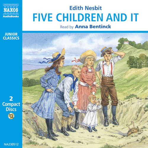 Audiobook Five Children and It (EN) - Edith Nesbit - Anna Bentinck