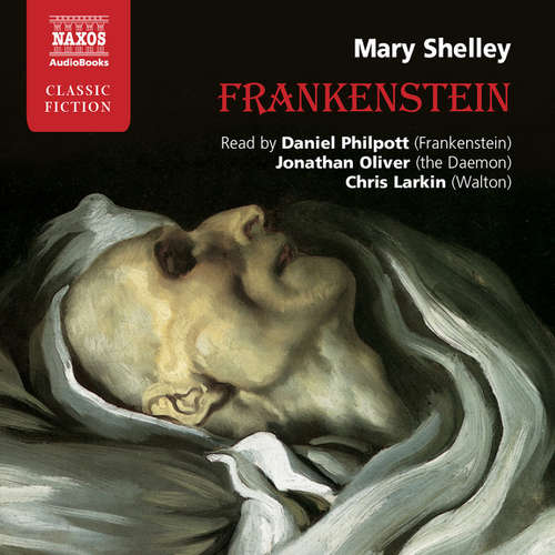 Audiobook Frankenstein (EN) - Mary Shelley - Daniel Philpott
