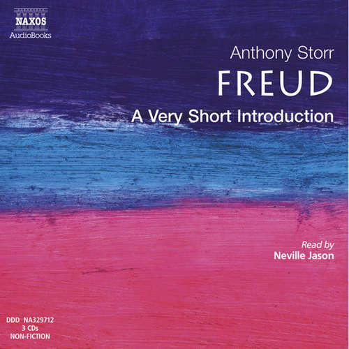 Audiobook Very Short Introductions – Freud (EN) - Anthony Storr - Neville Jason