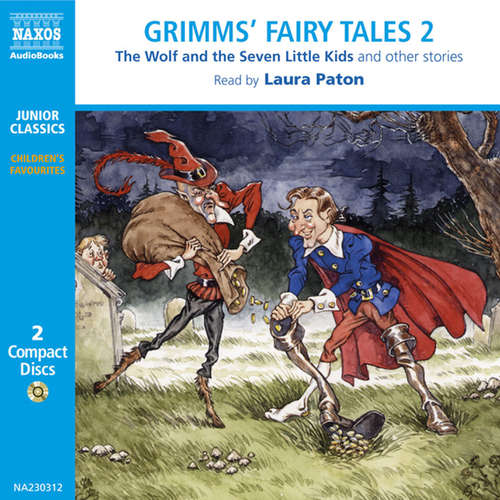 Audiobook Grimms' Fairy Tales – Volume 2 (EN) - The Brothers Grimm - Laura Paton