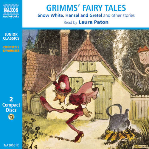 Audiobook Grimms' Fairy Tales (EN) - The Brothers Grimm - Laura Paton