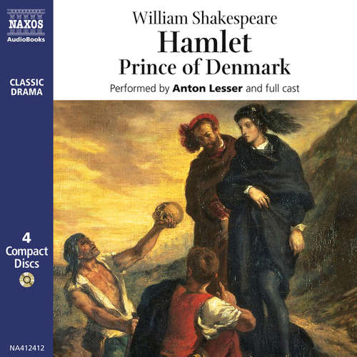 Audiobook Hamlet (EN) - William Shakespeare - Anton Lesser
