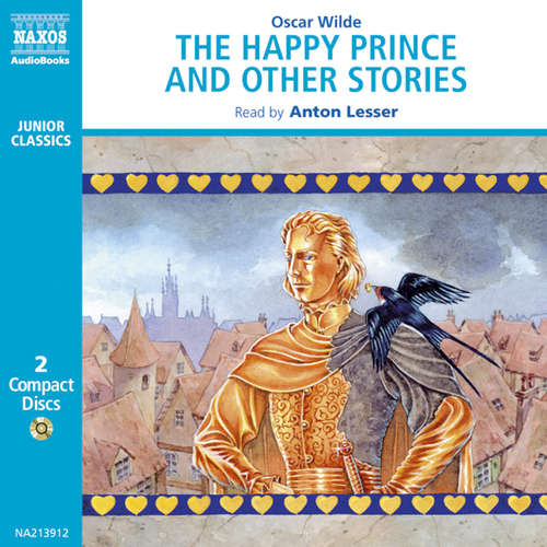 Audiobook The Happy Prince (EN) - Oscar Wilde - Anton Lesser