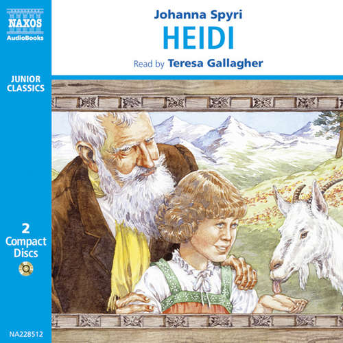 Audiobook Heidi (EN) - Johanna Spyri - Teresa Gallagher