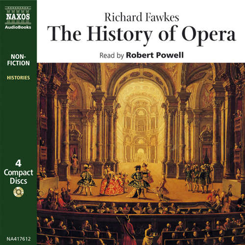 Audiobook The History of Opera (EN) - Richard Fawkes - Robert Powell