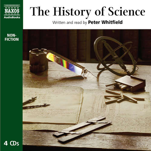 Audiobook The History of Science (EN) - Peter Whitfield - Peter Whitfield