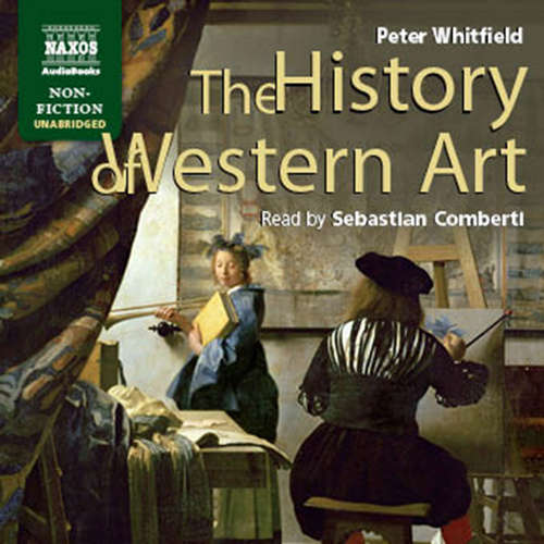 Audiobook The History of Western Art (EN) - Peter Whitfield - Sebastian Comberti