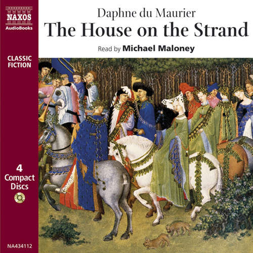 Audiobook The House on the Strand (EN) - Daphne du Maurier - Michael Maloney
