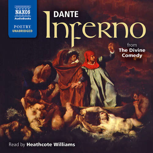 Audiobook The Inferno (EN) -  Dante - Heathcote Williams