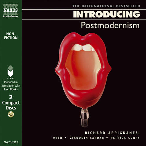 Audiobook Introducing Postmodernism (EN) - Richard Appignanesi - Richard Appignanesi