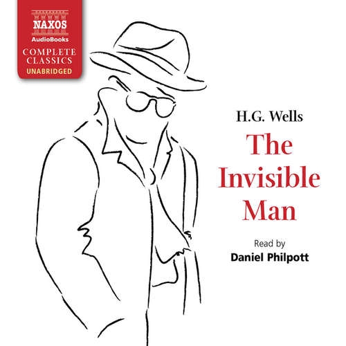 Audiobook The Invisible Man (EN) - H.G. Wells - Daniel Philpott
