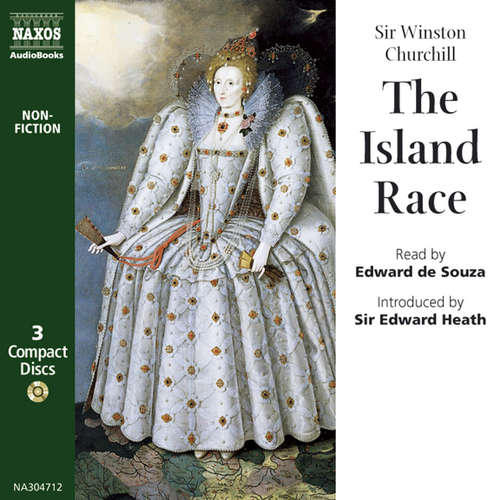Audiobook The Island Race (EN) - Sir Winston Churchill - Edward de Souza