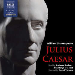 Audiobook Julius Caesar (EN) - William Shakespeare - Sean Barrett
