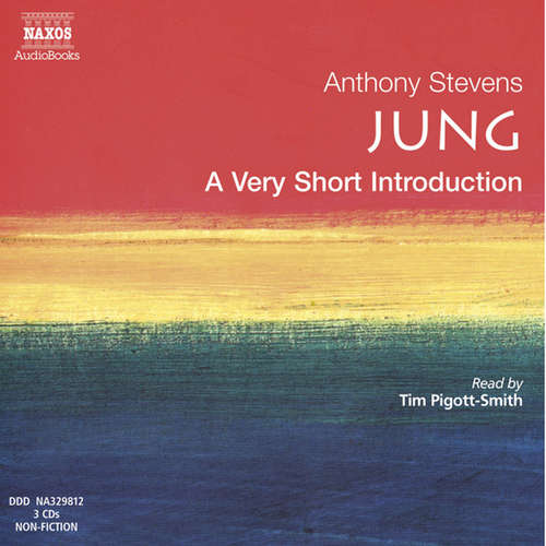 Audiobook Very Short Introductions – Jung (EN) - Anthony Stevens - Tim Pigott-Smith