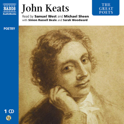 Audiobook The Great Poets – John Keats (EN) - John Keats - Samuel West