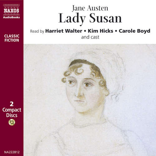 Audiobook Lady Susan (EN) - Jane Austen - Harriet Walter