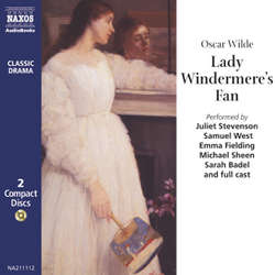 Audiobook Lady Windermere's Fan (EN) - Oscar Wilde - Juliet Stevenson
