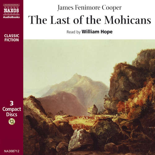 Audiobook The Last of the Mohicans (EN) - James Fenimore Cooper - William Hope