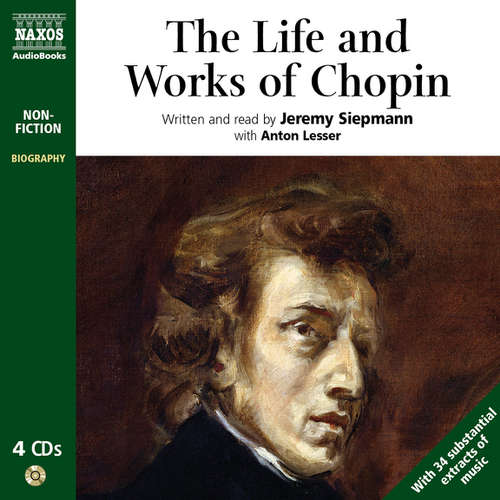 Audiobook The Life and Works of Chopin (EN) - Jeremy Siepmann - Jeremy Siepmann