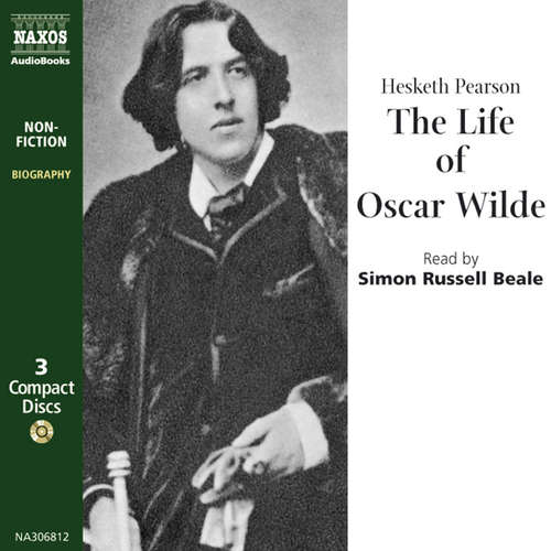 Audiobook The Life of Oscar Wilde (EN) - Hesketh Pearson - Simon Russell Beale