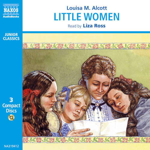 Audiobook Little Women (EN) - Louisa M. Alcott - Liza Ross