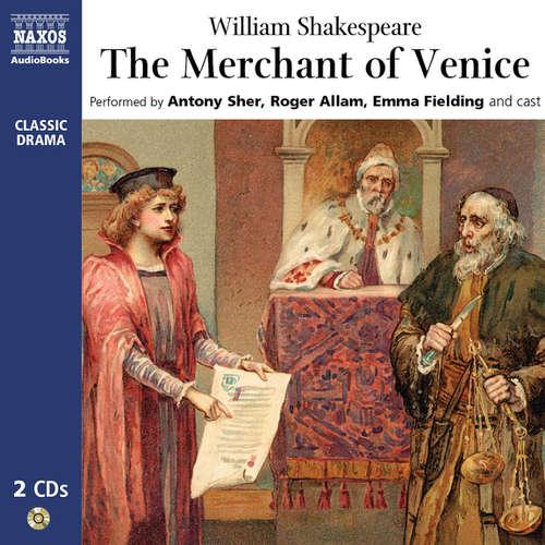 Audiobook The Merchant of Venice (EN) - William Shakespeare - Antony Sher