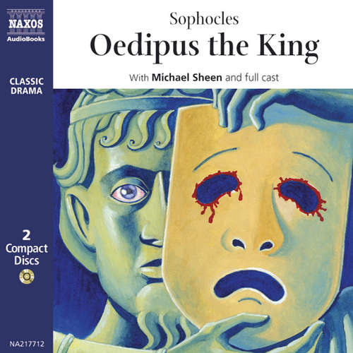 Audiobook Oedipus (EN) -  Sophocles - Michael Sheen