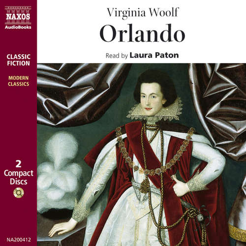 Audiobook Orlando (EN) - Virginia Woolf - Laura Paton
