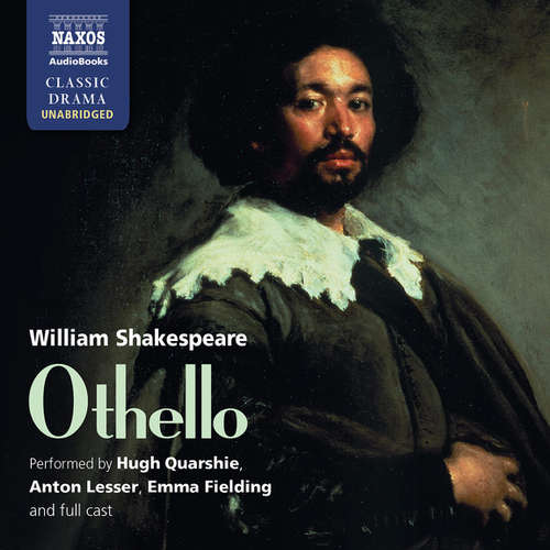 Audiobook Othello (EN) - William Shakespeare - Hugh Quarshie