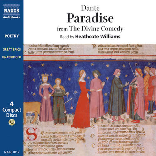 Audiobook Paradise (EN) -  Dante - Heathcote Williams