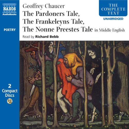 Audiobook The Pardoners Tale (EN) - Geoffrey Chaucer - Richard Bebb