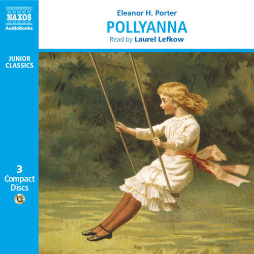 Audiobook Pollyanna (EN) - Eleanor H. Porter - Laurel Lefkow