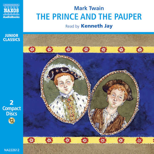 Audiobook The Prince and the Pauper (EN) - Mark Twain - Kenneth Jay