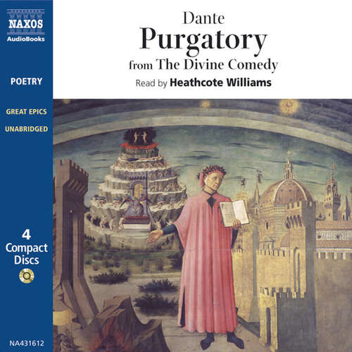 Audiobook Purgatory (EN) -  Dante - Heathcote Williams